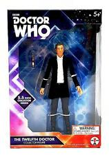 """Doctor Who 12th Doctor In White Shirt 5"""" Figure"""