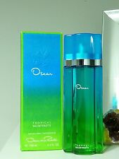 OSCAR DE LA RENTA TROPICAL Eau de toilette woman 100 ML SPRAY. USADO DOS VECES.