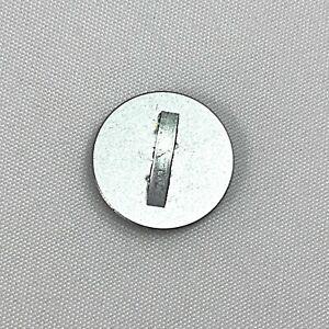 Genuine OLYMPUS Battery Socket Cover (No Ridge) - OM-1 OM-2 OM-1n OM-2n