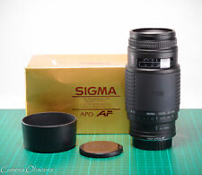 Sigma AF 75-300mm f/4.5-5.6 APO Telephoto Zoom Lens for Minolta-A Sony Alpha