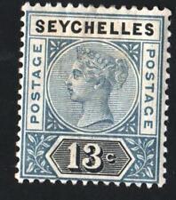 SEYCHELLES N° 5 : NEW PLANCHE I -  year 1890   CV : 12 €