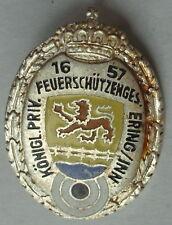 1957 Schützen Medaille Ering Inn Emaille
