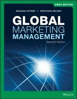 Global Marketing Management, Paperback by Kotabe, Masaaki; Helsen, Kristiaan,...