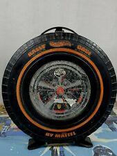 Hot Wheels Vintage Rally 12 Car Carry Storage Case Mattel 1967 Redline TH