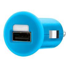 Belkin F8J018CWBLU Micro Car Charger USB 1 Amp in Blue