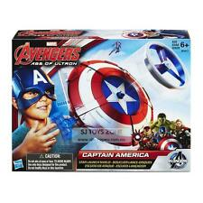 Marvel Avengers Age of Ultron Captain America Star Launch Shield Boy Toy