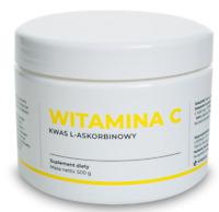 Visanto Vitamin C 500g Powder Jerzy Zieba, FREE P&P