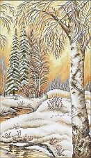 Counted Cross Stitch Kit OVEN - RUSSIAN WINTER - 2