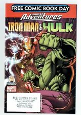 Marvel Adventures IRON MAN & HULK 2007 Free Comic Book Day