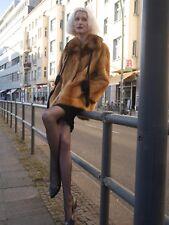 KaDeWe Lady Style Berlin Pelzjacke Pelz Jacke 80er Glamour TRUE VINTAGE  jacket