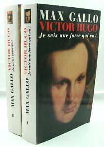 GALLO, Max - Victor Hugo - 2/2 - XO Éditions - 2001 - TTBE