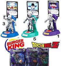 Burger King DragonBall Z 3 toys 2000 - Gohan Krillin Vegeta New Free Shipping