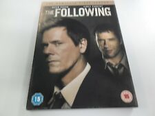 DVD BOXSET - THE FOLLOWING - BACON - COMPLETE FIRST SEASON - SERIES 1 - ONE