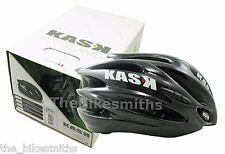 Kask Dieci Helmet Universal Size Black Road Bike MTB Hybrid Bicycle