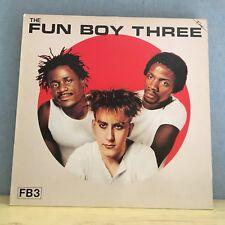 FUN BOY THREE FB3  1984 UK issue Vinyl LP EXCELLENT CONDITION debut Specials