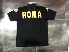 5092 TG. L AS ROMA KAPPA POLO EROI TOTTI DE ROSSI OFFICIAL POLO JERSEY