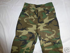 Gore-Tex Rain Pants NWT Rainwear Woodland Military X-Small Long New