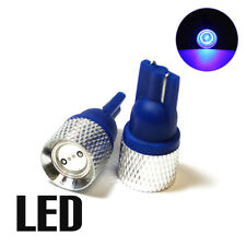 Ford Fiesta MK7 1.25 Blue LED Superlux Side Light Upgrade Xenon 'HID' Lamp Bulbs