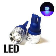 """FORD FIESTA MK7 1.25 LED blu Luce Laterale SUPERLUX Aggiornamento Xenon """"Hid"""" LAMPADA BULBI"""