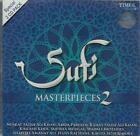 SUFI MASTERPIECES 2 - SPECIAL 2 CDs PACK - NEW SOUND TRACK CD - FREE UK POST