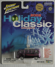 "Johnny Lightning – VW Bus T1 Samba fliederchrom ""X-Mas"" Limited Edition Neu/OVP"