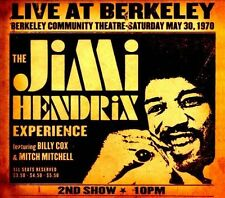 Live at Berkeley [Digipak] by The Jimi Hendrix Experience (CD, 2012)