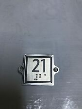 New Kone 853343H03(G01-G06) Square elevator Button L21 KM863053G065H104 KDS300