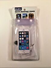 NEW Drypro Water Resistant Pouch Iphones Smartphones MP3 Players 042887412040