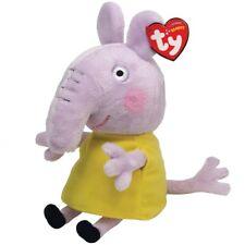 Ty Beanie Babies 46173 Peppa Pig Emily Elephant