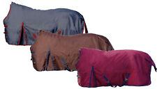 HKM Highneck Weidedecke Gr. 145 155 165 Regendecke mit Fleece