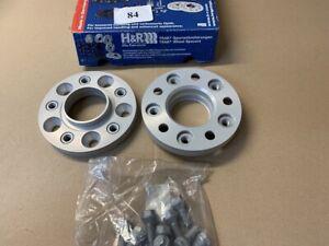 Spurverbreiterung Aluminium 2 St/ück T/ÜV-Teilegutachten inkl 20 mm pro Scheibe // 40 mm pro Achse