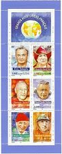 Bande Timbres  F 3342 à 3347, Les Grands Aventuriers,  6 timbres neufs**