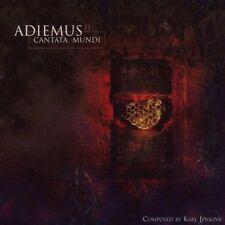 Adiemus Cantata Mundi II CD Album 1996 Karl Jenkins