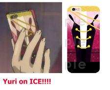YURI! on ICE Viktor Nikiforov Phone case Cover Silicone Soft for iphone 5/5S