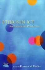 Ethics in ICT by Donald McDermid Paperback Book