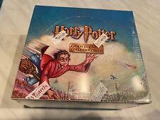 Harry Potter Card Box Quidditich New Sealed Italiano