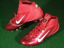 New Nike Alpha Speed Mid TD Stanford Cardinal 2011 Team Issue Football Cleats 13