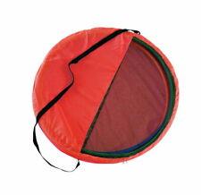 Sportime Hula Hoop Tote-N-Store Bag, Red, 24 Inches