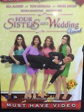 Tagalog/Filipino DVD: Four Sisters And A Wedding English Subbed