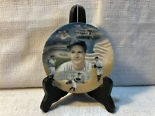 "Lou Gehrig New York Yankees Sports Impressions Sports Superstar 4"" MLB Plate"