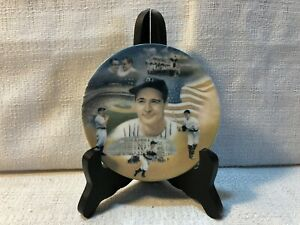 """Lou Gehrig New York Yankees Sports Impressions Sports Superstar 4"""" MLB Plate"""