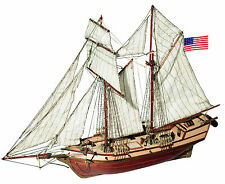 OcCre ALBATROS Wood Model Ship Kit.