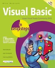 Visual Basic in Easy Steps: Covers Visual Basic 2015 (Paperback or Softback)
