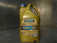 RAVENOL RFS Racing Formel Sport 15W-50 Engine Oil 5 Litre Rally Race Trackday