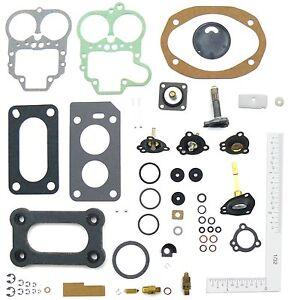 Chevrolet Monza 2.5 L 151 CID L4 Carburetor Kit 15662