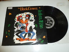 "BLACK CROWES - Jealous Again - Original 1990 UK 3-track 12"" vinyl single"