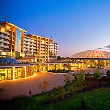 3 Tage Urlaub Hotel Aquaworld Resort Budapest 4* Wellness Ungarn Reise inkl. HP