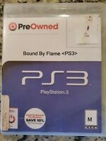 Bound by Flame (Sony PlayStation 3, 2014) - PS3 NO MANUAL/ARTWORK FREE S/H