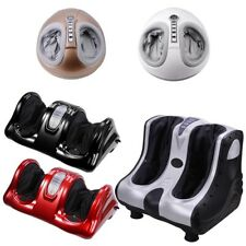 Electric Foot Massager Shiatsu Kneading Rolling Leg Ankle Health Relax Therapy
