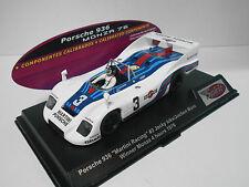 PORSCHE 936 MARTINI RACING #3 J.ICKX/MASS MONZA 1976 SLOT SCALEXTRIC SPIRIT 1/32